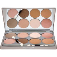I love neutrals! Nice spring pallet that doesn't make you look like a MAC tranny.