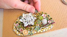 hello hydrangea: Inspired by Doloris Petunia