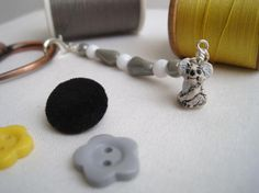 Koala Scissor Fob by OneSimpleGift on Etsy