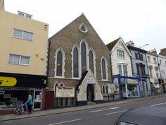 The Tabernacle Church, Cambridge Road, Hastings,