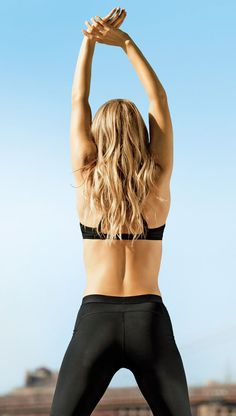 An 8-Minute Workout to Tone Your Whole Body   No time? No gym? No problem. Get a full-body workout in eight minutes with this at-home routine.