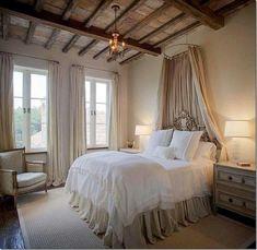 cozy shabby chic bedroom