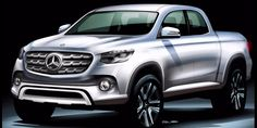 "According to a report in Auto Express, a concept truck may be ready for the 2016 Paris Motor Show in October.  ""The Mercedes-Benz pickup will contribute nicely to our global growth targets,"" said Dr. Dieter Zetsche, chairman of Daimler, which owns Mercedes, in a statement when the truck was announced last year.   The truck, which may be called the X-Class, is rumored to carry a variety of small displacement gasoline and diesel engines.  Even though Mercedes has extensive expe..."