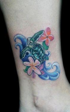 Ocean Tattoos, Foot Tattoos, Body Art Tattoos, Tribal Tattoos, Sea Turtle Tattoos, Nautical Tattoos, Sleeve Tattoos, Trendy Tattoos, Cute Tattoos