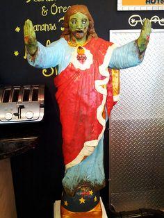 En güzel dekorasyon paylaşımları için Kadinika.com #kadinika #dekorasyon #decoration #woman #women Zombie Jesus
