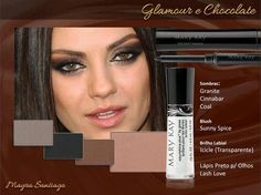 Mary Kay Cosmetics. What a gorgeous look! Get ideas, products and more at www.marykay.com/dayres-potocki