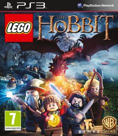 Lego The Hobbit Sony Playstation 3 PS3 Game UK ** Want additional info? Click on the image. Note:It is Affiliate Link to Amazon.