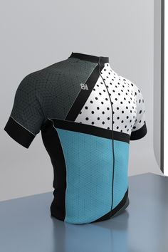 F R A N | Dot B  TRISUIT, JERSEY, TANK or TECH TEES available www.estudio81.mx Cycling Wear, Cycling Outfit, Triathlon Swimming, Soccer, Bicycle, Fancy, Logos, Tees, Pattern