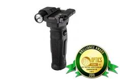 Best Tactical Laser / Flashlight Combination for a Rifle Award  Add this to the lower on the Ruger SR556C, and it's done!