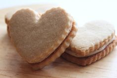 Homemade NutterButter Cookies