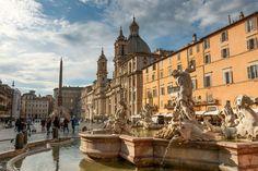 Piazza Navona - Rome - Italy - zoltán kovács - Google+