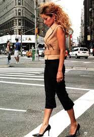 δεσποινα βανδη στυλ - Αναζήτηση Google Capri Pants, Street Style, Chic, Womens Fashion, Google, Casual, Outfits, Capri Pants Outfits, Outfits Fo