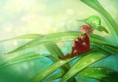 Arrietty by anndr.deviantart.com on @deviantART