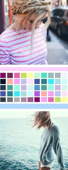 Styling-Tipps für den Sommertyp: Farben, Kleidung & Make-up - jetzt auf…