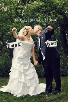 Wedding {Thank you}