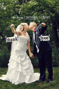 Wedding {Thank you}