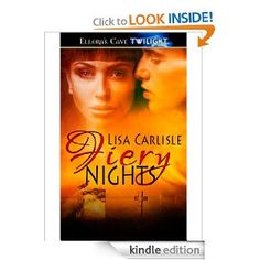 Egg-cerpt Exchange: Lisa Carlisle's Paranormal Erotic Romance Fiery Nights