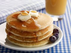 Great Pancake Choices for a Saturday Morning