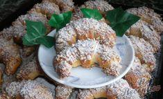 Silně čokoládové CRINKLES   NejRecept.cz Crinkles, Bagel, Doughnut, French Toast, Bread, Breakfast, Recipes, Pastries, Type 3