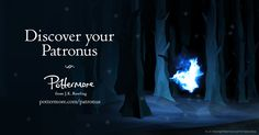 Who already took the new Patronus quiz on Pottermore today? If not, click the image above to take the quiz! #harrypotter