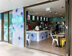 The Kebab Lads Bull Creek #Kebab #Lads #Shop #Shopfront #Interior #Logo #Branding #Design #BonTonTiles #Turkish #Pattern