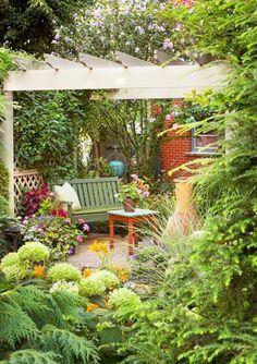 amenager petit jardin jardins en bois jardin en balcon jardin interieur jardin