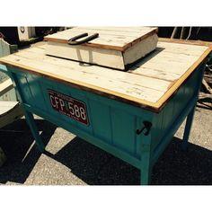Rustic Work Table 1