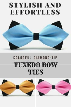 MEN/'S  BOWTIE TUXEDO BOW TIE Green Fashion Gold Tipped PARTY BALL HIGH Quality