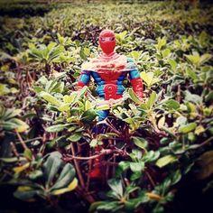 Beware meanies spiderman