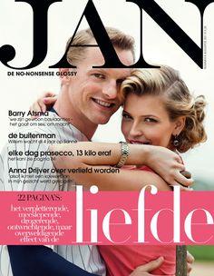 Cover JAN Magazine 8-2011 Barry Atsma