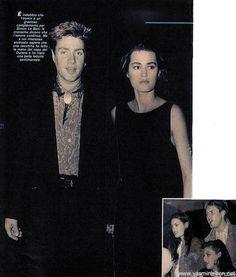 Simon & Yasmin Le Bon 1986