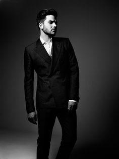Adam Lambert Poses For Rankin In 'Hunger'