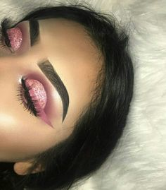 Mauve pink eye look Makeup On Fleek, Kiss Makeup, Flawless Makeup, Cute Makeup, Glam Makeup, Gorgeous Makeup, Pretty Makeup, Makeup Inspo, Makeup Art