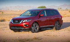 2017 Nissan Pathfinder Price News