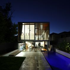 Gibbon Street House, New Farm Australia by Shaun Lockyer Architects
