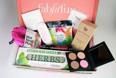 $10 off this box of awesome for Spring 2016 from FabFitFun with code WEHEART10