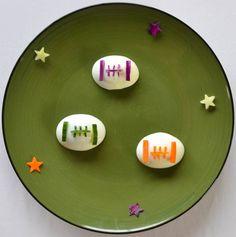 Super Bowl Eggs