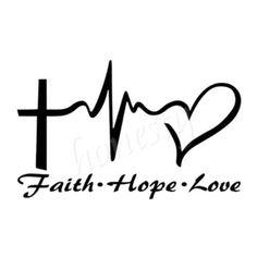 Jesus-Love-Window-Door-Car-Sticker-Laptop-Truck-Black-Vinyl-Decal-Sticker-Decor