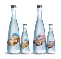 Product label design inspiration cool mountain beverages - Pintor valenciano ...