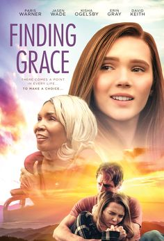 Vision Films and Mythic Pictures are proud to present Finding Grace, the heartwarming and timely reminder that having faith and hope is a choice you can always 2020 Movies, Hd Movies, Movies Online, Film Movie, Films Chrétiens, Miracles From Heaven, David Keith, Erin Gray