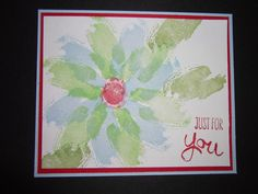 MFP #33 Color Challenge by bmbfield - Cards and Paper Crafts at Splitcoaststampers