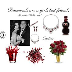 """Cranberry"" by johannawallasvaara on Polyvore"