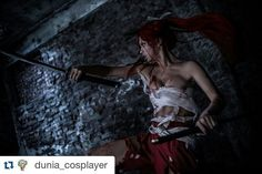 @dunia_cosplayer  Fairy Tail Character: Erza Scarlet  Cosplayer : Erza (Taiwan) #fairytail #erzascarlet #erzacosplay #fairytailguild #fairytail2014 #fairytailanime #scarleterza #erzascarlett #erzascarletcosplay #fairytailcosplay #originalcharacter #originalcharactercosplay #cosplayprogress #cosplayphotography #cosplayproblems #cosplay #cosplayers #cosplayer #cosplays #homestuckcosplay #cosplaygirl #cosplayboy #cosplayerboy #animecosplay #cosplayergirl #cosplaywip #wigcosplay #cosplaytest…