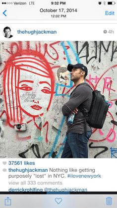 🙆😊☺️😌💞💞💏💞💞HJ!!..I've had this picture in my office since October 2014!!...When are you going to post more NYC Street/Graffiti Art???..You never do it anymore!!..Lmaooo!!..It's a Request!!!. PS: Is that GIRL me??..She looks just like me!!..Hehehe!!..Ummmm!  #IAMART #ME #StreetArt #GrafittiArt #HJ #DayDreaming #Flashbacks #I<3NYC  ✨⭐️✨⭐️✨⭐️✨⭐️✨⭐️✨⭐️✨⭐️✨⭐️✨⭐️✨⭐️✨⭐️✨⭐️✨⭐️✨⭐️✨⭐️✨⭐️✨⭐️✨⭐️✨⭐️✨⭐️✨⭐️✨⭐️✨⭐️✨⭐️