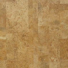 QEP by Amorim Burnished Straw Plank Cork 1332 Inch Thick x 51
