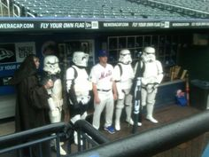 Mets have the force