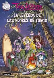 La leyenda de las flores de fuego por Mireya Mauna Loa, Cgi, Geronimo Stilton, My Darling, Love Book, Books To Read, Sisters, Lily, Reading