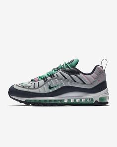 82f84f4c09fb Nike Air Max 98 Men's Shoe Shoe Wall, Air Max 1, Nike Air Max