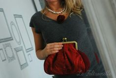 Handmade bag made in Italy