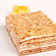 Prăjitură Doboș cu miere The Joy Of Baking, Good Food, Yummy Food, Weight Watchers Desserts, Food Cakes, Cream Cheese Frosting, Vanilla Cake, Cake Recipes, Bakery